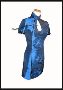 robe Kandro kipao hiver 2013    17x   cadre
